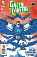 Green Lantern The Animated Series Vol 1 8