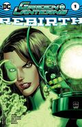 Green Lanterns Rebirth Vol 1 1