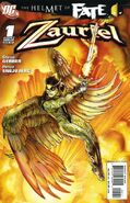 Helmet of Fate Zauriel Vol 1 1