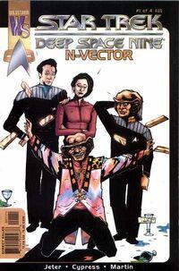 Star Trek Deep Space Nine N Vector 1