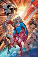 Supergirl Vol 7 20 Textless