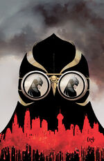 The Court of Owls watches over Gotham