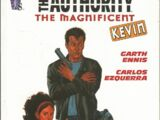 The Authority: The Magnificent Kevin (Collected)