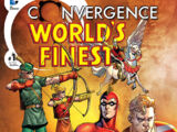 Convergence: World's Finest Comics Vol 1 1