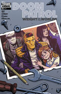 Doom Patrol Weight of the Worlds Vol 1 5