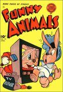 Fawcett's Funny Animals Vol 1 79