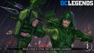 Green Arrow EA Legendary - DC Legends