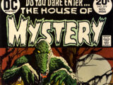 House of Mystery Vol 1 219