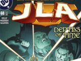 JLA: The Obsidian Age