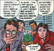 Newsboy Legion New Earth 0002