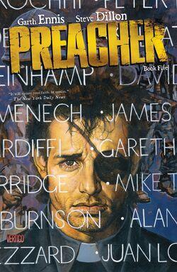 Cover for the Preacher: Book Five Trade Paperback