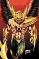 Savage Hawkman Vol 1 9 Textless