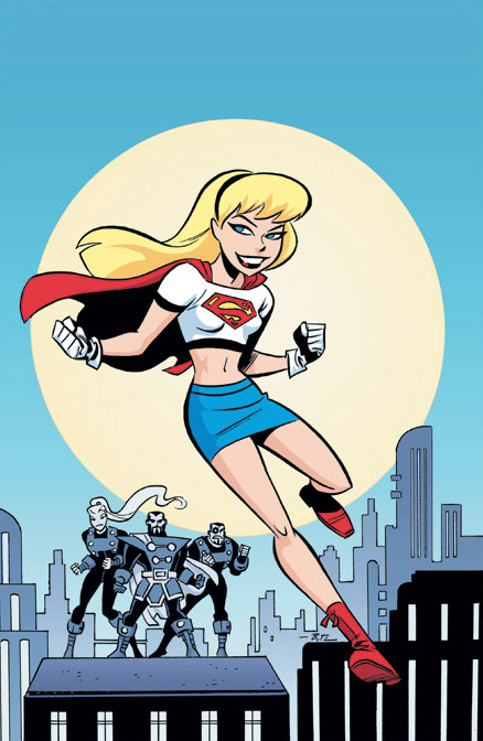 Kara In-Ze (DCAU) | DC Database | FANDOM powered by Wikia