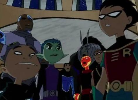 Teen titans new episodes