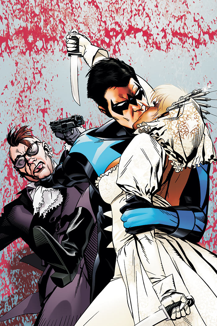 Bride And Groom Dc Database Fandom Powered By Wikia