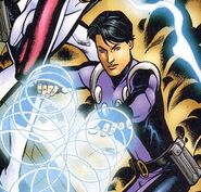 Cosmic Boy Reboot 001