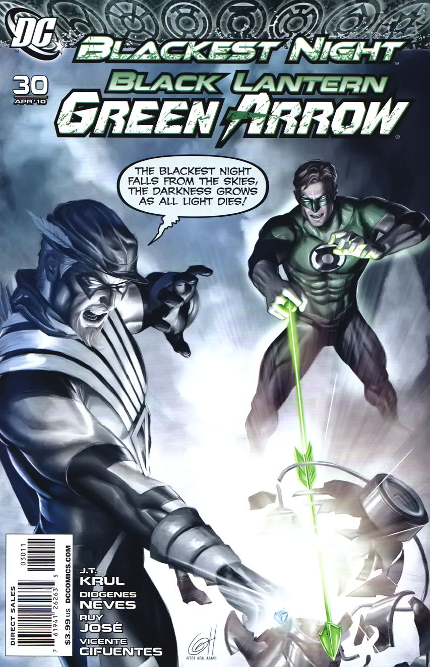 Image Green Arrow And Black Canary Vol 1 30g Dc Database