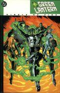 Green Lantern Circle of Fire TP