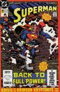 Superman v.2 50