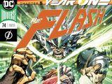 The Flash Vol 5 74