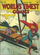 World's Finest Comics 12