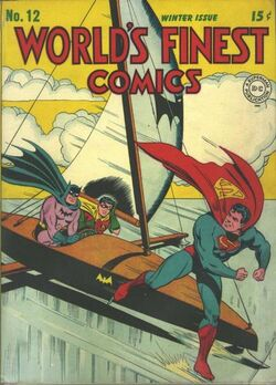 World's Finest Comics 12