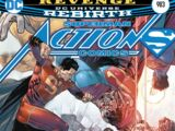 Action Comics Vol 1 983