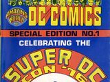 Amazing World of DC Comics Special Vol 1 1