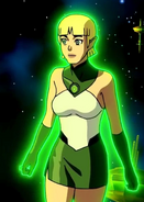 Arisia Emerald Knights 001