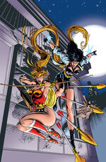 Artemis, the New Wonder Woman, and Diana