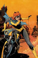 Batgirl Vol 5 27 Textless