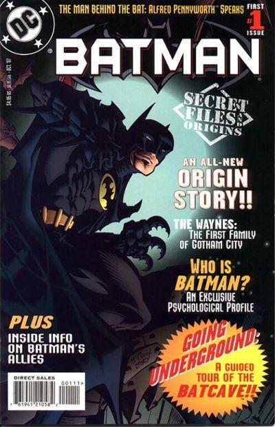 Batman Secret Files and Origins Vol 1 1 | DC Database