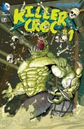 Batman and Robin Vol 2 23.4 Killer Croc