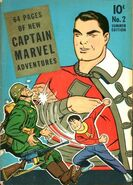Captain Marvel Adventures Vol 1 2