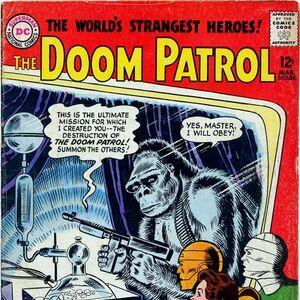 Doom Patrol Covers Dc Database Fandom