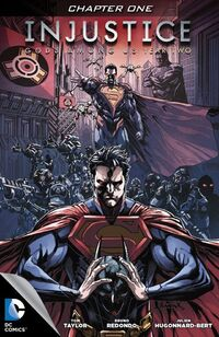 Injustice Year Two Vol 1 1 (Digital) Solicit