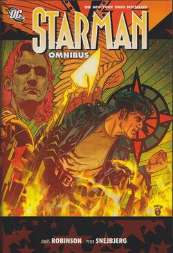 Cover for the Starman Omnibus Vol. 6 Trade Paperback