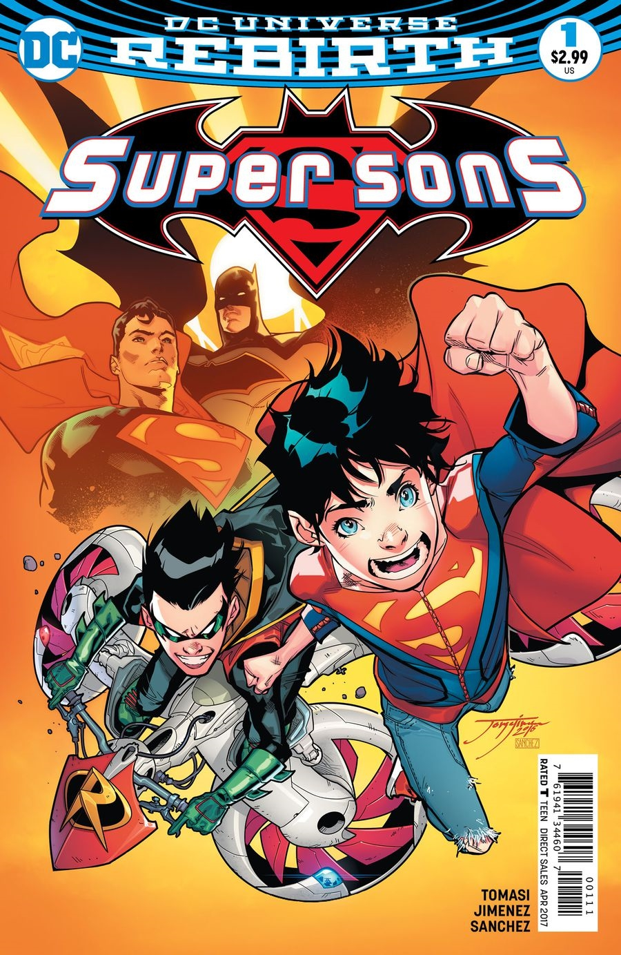 Image result for Super Sons