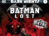 Batman: Lost Vol 1 1