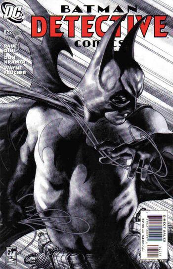 Detective Comics 822
