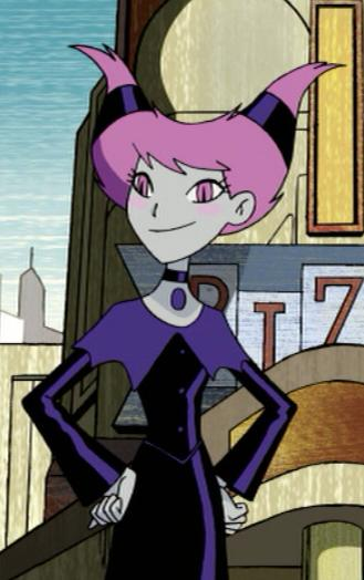 Titan Xd Forum >> Jinx (Teen Titans TV Series) | DC Database | FANDOM ...
