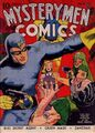 Mystery Men Comics Vol 1 8