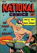 National Comics Vol 1 33