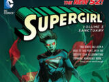 Supergirl: Sanctuary (Collected)