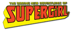 The Daring New Adventures of Supergirl (1982) logo