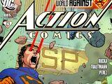 Action Comics Vol 1 885