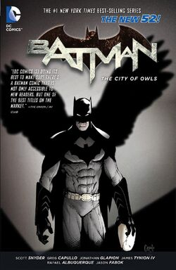 Batman- The City of Owls (Collected)