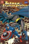 Batman Captain America 001