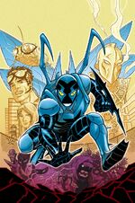 Blue Beetle Vol 9 1 Textless