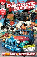DC Cybernetic Summer Vol 1 1